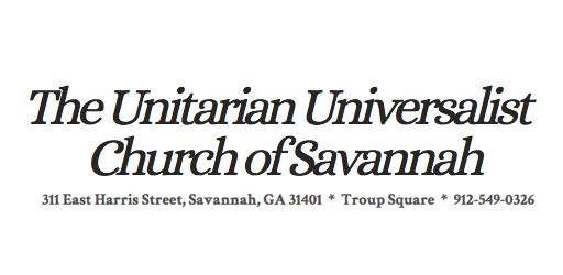 Unitarian Universalist Church Savannah