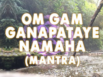 Om Gam Ganapataye Namaha - 4 Hz Delta/Theta Wave Binaural Beat 67BPM - Meditation Chant