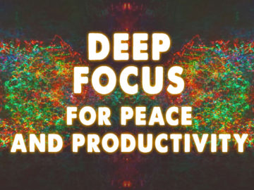 AudioSoul Healing - Deep Focus - Meditation for Peace & Productivity