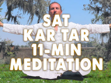 "Sat Kar Tar ""Doer of Truth"" - Heart Opening Meditation - Kundalini Yoga"